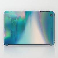 Pacifica glitch iPad Case
