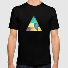ancyynt gyomytry Mens Fitted Tee Black SMALL