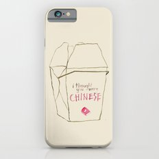 Lizzie Bennet #3 iPhone 6 Slim Case