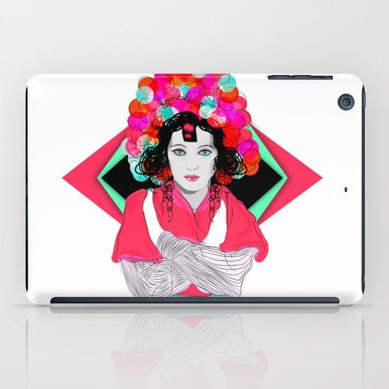 Anna May iPad Case