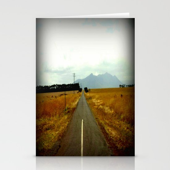 Road to Dunkeld Stationery Card