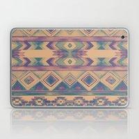 Southwest Pattern - Pale Pink Laptop & iPad Skin
