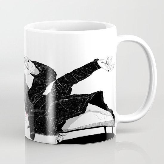 Cough it Up Mug
