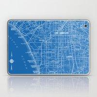 Los Angeles Street Map Laptop & iPad Skin