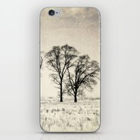 Dark Winter Days iPhone & iPod Skin
