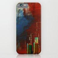 Death of Detriot - Skyline  iPhone 6 Slim Case