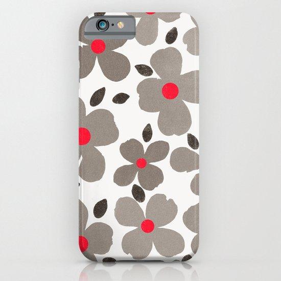 Dogwood Grey iPhone & iPod Case