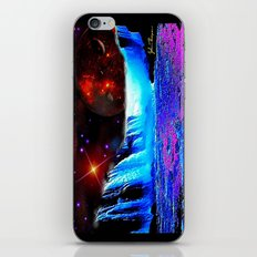 Another world 4  iPhone & iPod Skin