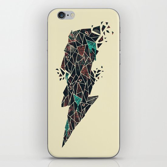 Dark Matter iPhone & iPod Skin