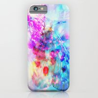 iPhone Cases featuring pastel butterfly by haroulita