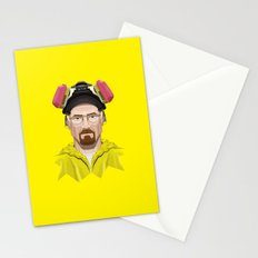 Breaking Bad - Walter White in Lab Gear Stationery Cards
