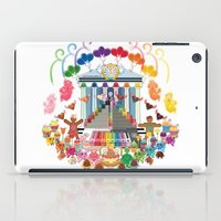 Kawaii Happy New Year 20… iPad Case