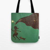 To Catch The Stars Tote Bag