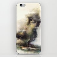 FADING MEMORIES iPhone & iPod Skin