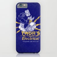Thor - Thor's Electrical iPhone 6 Slim Case