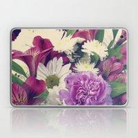 Timeless {Flower Floral … Laptop & iPad Skin