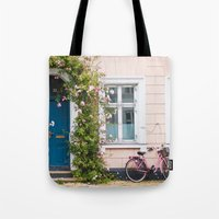Bicycle. Tote Bag