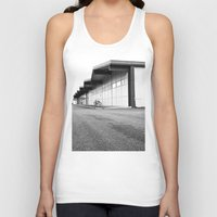 South Tacoma Architectur… Unisex Tank Top