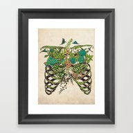 Daydreamer Vintage Framed Art Print
