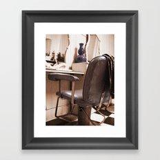 Beauty Shop 1 Framed Art Print