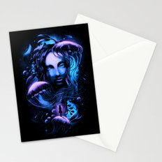 Ocean of Secrets Stationery Cards