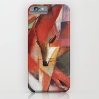Franz Marc - The Foxes, … iPhone 6 Slim Case