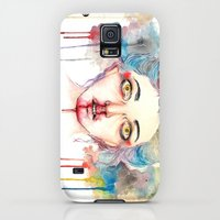iPhone Cases featuring BLOODY DAYS by SOLMONTASER