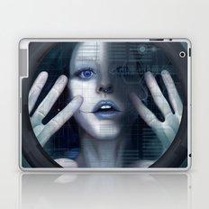 Untitled_oblò Laptop & iPad Skin