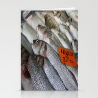 Freshwater Perch For Sal… Stationery Cards