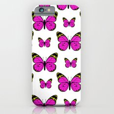 More Butterflys Slim Case iPhone 6s