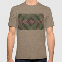 BETH #2 Mens Fitted Tee Tri-Coffee SMALL