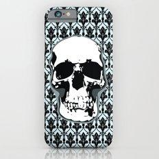 Skull Print iPhone 6s Slim Case