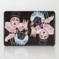 Dress Up iPad Case