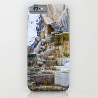 Yellowstone Hot Springs iPhone 6 Slim Case