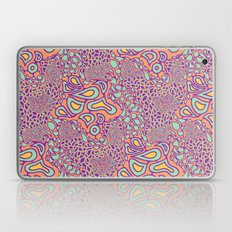 Cell Floral Laptop & iPad Skin