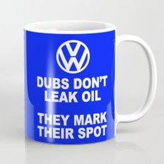 VW Mark the Spot Mug