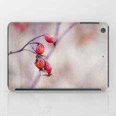 Rose Hips iPad Case
