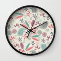 Forest Twilight  Wall Clock