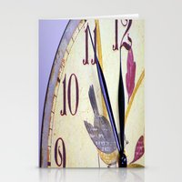 Die Zeit Stationery Cards