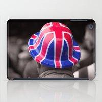 A Patriotic Boy iPad Case