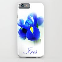 iPhone & iPod Case featuring Iris iphone case by Shalisa Photography