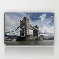 Tower Bridge, London Laptop & iPad Skin