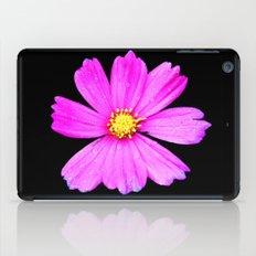 Cosmos Flower Photography Close up Macro iPad Case