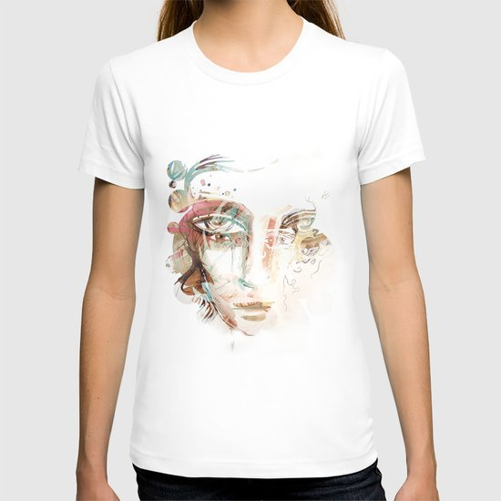 WHITEOUT T-shirt
