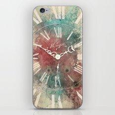 Old Clock iPhone & iPod Skin