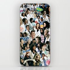 Greys Anatomy - Too Sassy for You iPhone & iPod Skin