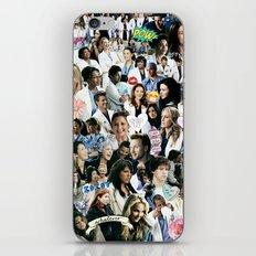 Greys Anatomy - Too Sassy for You iPhone & iPod Skin