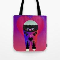 Lovely Love Tote Bag