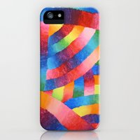 iPhone 5s & iPhone 5 Cases featuring Gummy Worm Mating Pit by JessiePowers Art
