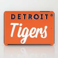 Detroit Tigers iPad Case